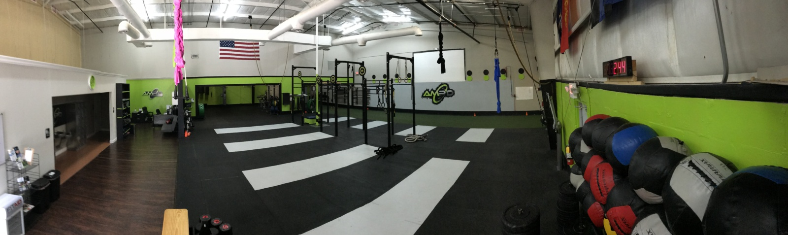 amped facility