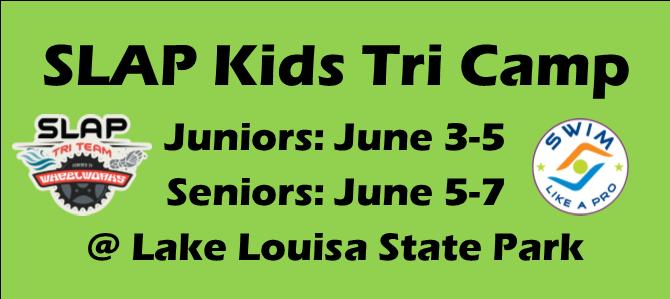 kids tri camp